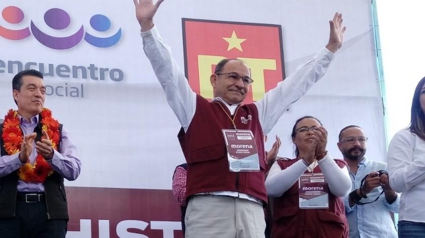 Óscar Gurría Penagos(Agencia Reforma)