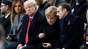 Merkel y Macron dialogan con Tayyip sobre situación en Siria