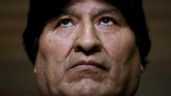 Morales acusa a EU de influir en negación de su candidatura a senador en Bolivia