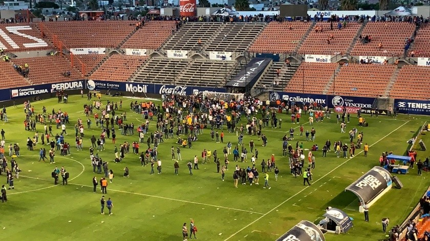 "Por ser de ""alto riesgo"", Querétaro-San Luis contará con mil 200 policías.(Archivo Digital)"