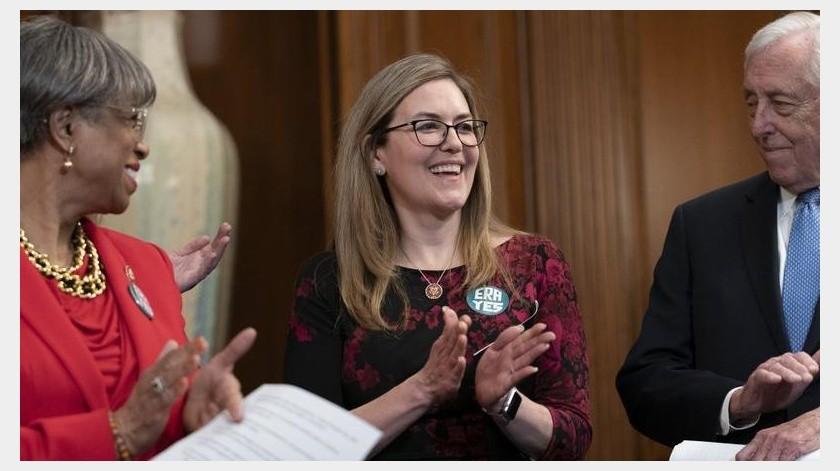 Virginia se convirtió recientemente en el 38vo estado en ratificar la medida creada para garantizar que las mujeres tengan los mismos derechos que los hombres.(AP)