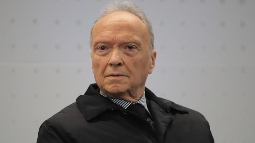 Fiscal General Alejandro Gertz Manero.(GH)