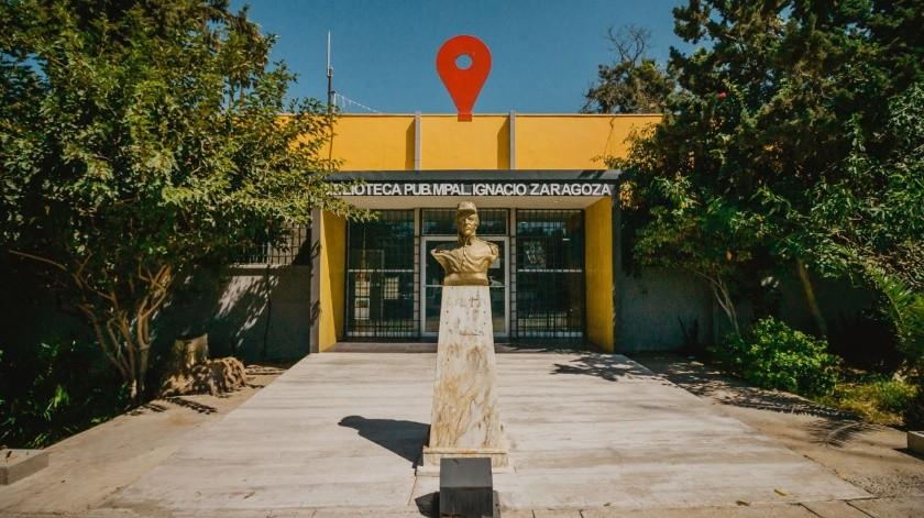 La actividad tiene el propósito de ahondar en la importancia histórica de las bibliotecas, vistas además como espacios culturales.(Cortesía)