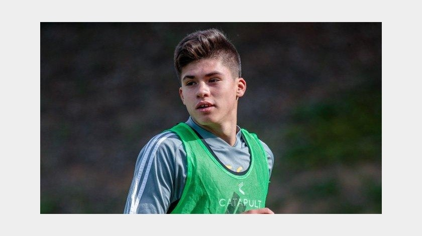 El mexicano Jonathan Pérez, nuevo mexicano a la MLS(Twitter)