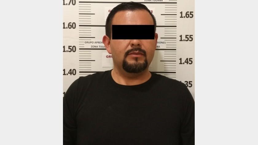 """Juan """"N"""" fue internado en la penitenciaría de La Mesa.(Cortesía)"""