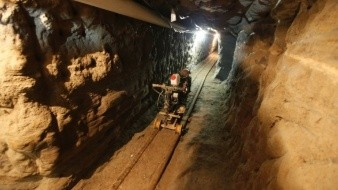 Tachaban de loco a 'El Chapo' cuando construyó su primer túnel