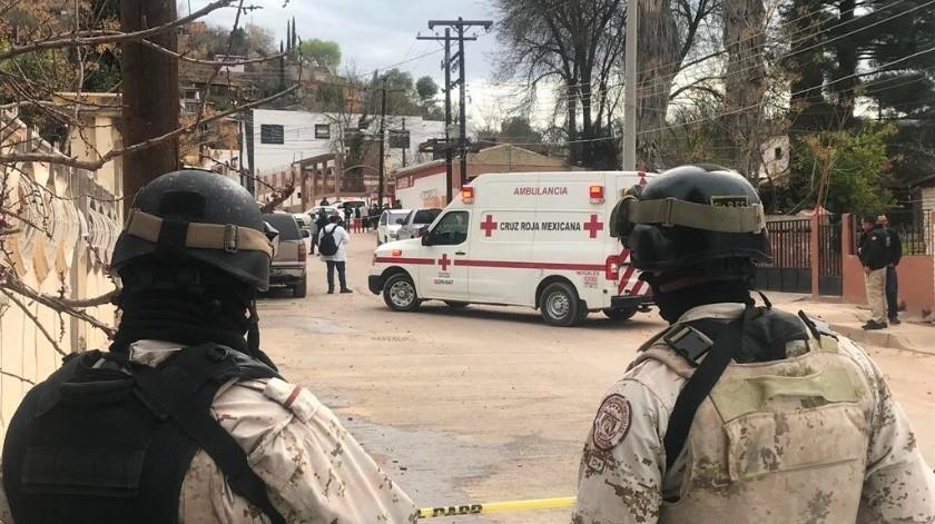Un vecino de la colonia Buenos Aires fue emboscado por un grupo armado que lo asesinó a balazos cuando bajaba de un vehículo.(Manuel Jiménez)
