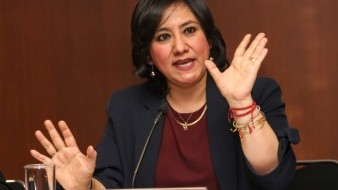 Irma Eréndira presume cifras de Peña Nieto pensando que eran de AMLO