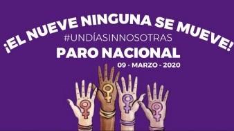 Arturo González Cruz dijo que dijo que este movimiento debe ser respaldado por todos.