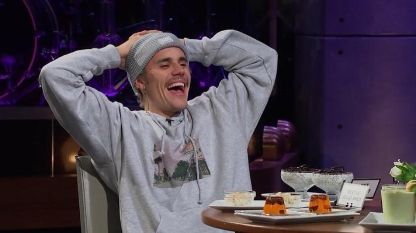 Justin Bieber tiene 25 años actualmente.(Instagram/Justin Bieber)