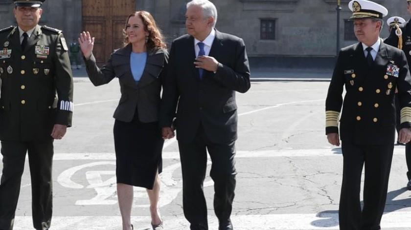 Desde el inicio del gobierno de su esposo, Beatriz Gutiérrez Müller aclaró que no quería ser llamada 'Primera Dama'.