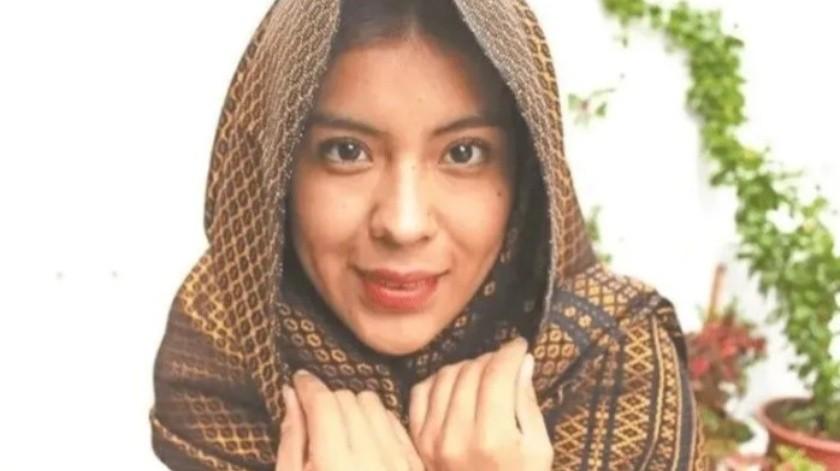 La saxofonista María Elena Ríos fue víctima de una ataque de ácido.