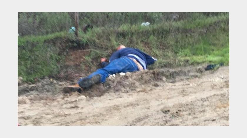 Ultiman con arma de fuego a hombre en Los Pinos.(Margarito Martínez)