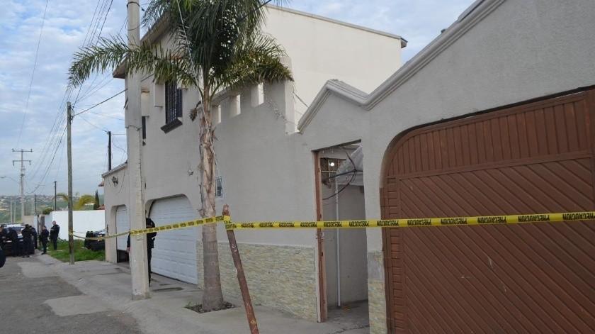 La casa se ubica en el fraccionamiento Cuesta Blanca.(Cortesía)