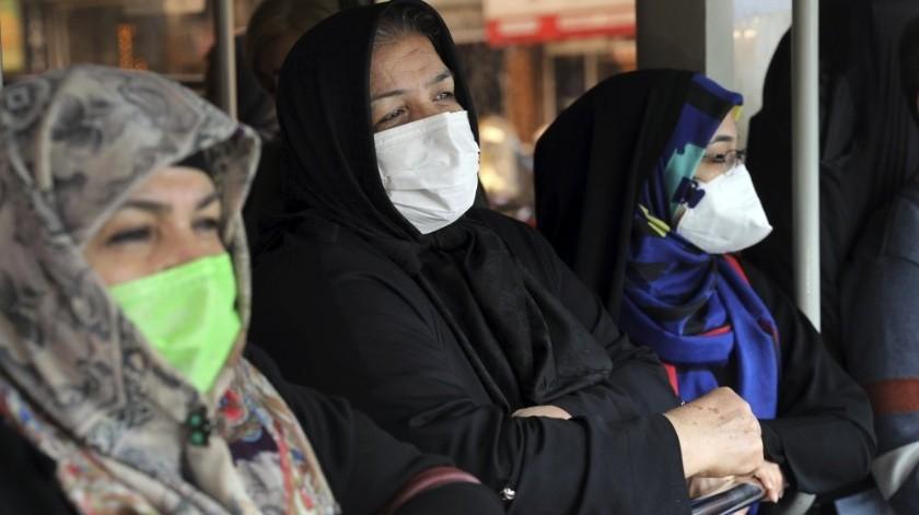 Asciende a ocho la cifra de muertos por coronavirus en Irán(AP)