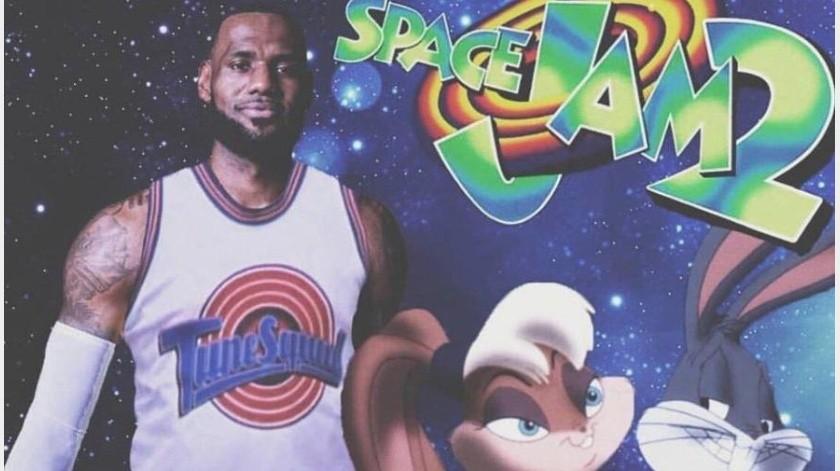 Se filtran los Air Jordan de Space Jam 2 con temática Bugs Bunny