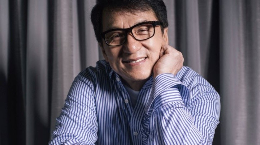 Jackie Chan no ha hablado al respecto.(2017 Invision, Invision)