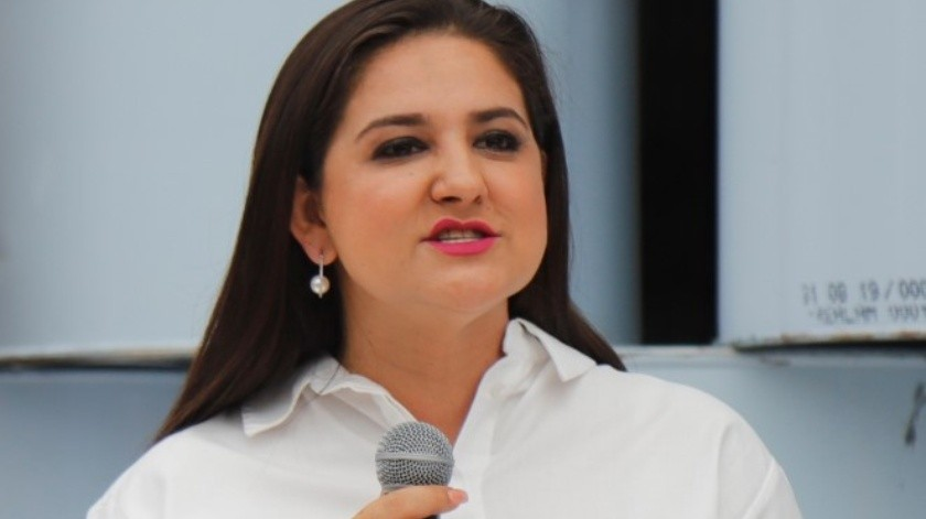 La alcaldesa Célida López expresó que ella y su gobierno respetan cualquier movimiento.(Archivo)