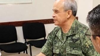 Designan a nuevo comandante de Región Militar