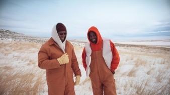 Kanye West se instala en un pequeño pueblo del lejano oeste