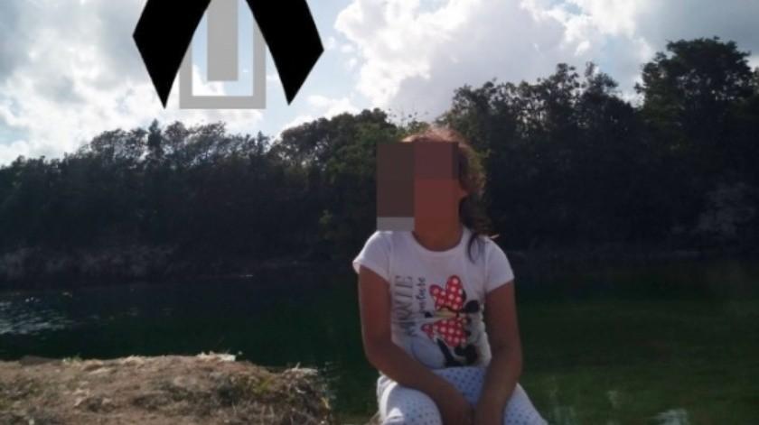 Menor muere tras ingerir ácido; su madrastra la obligó(Especial)
