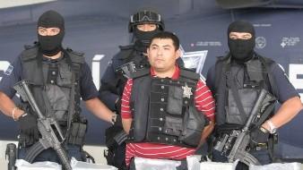 "Extraditan a EU a ""El Hummer"", fundador de Los Zetas"
