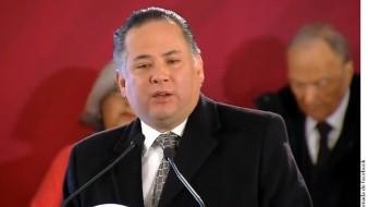 Santiago Nieto, titular de la UIF de la SHCP