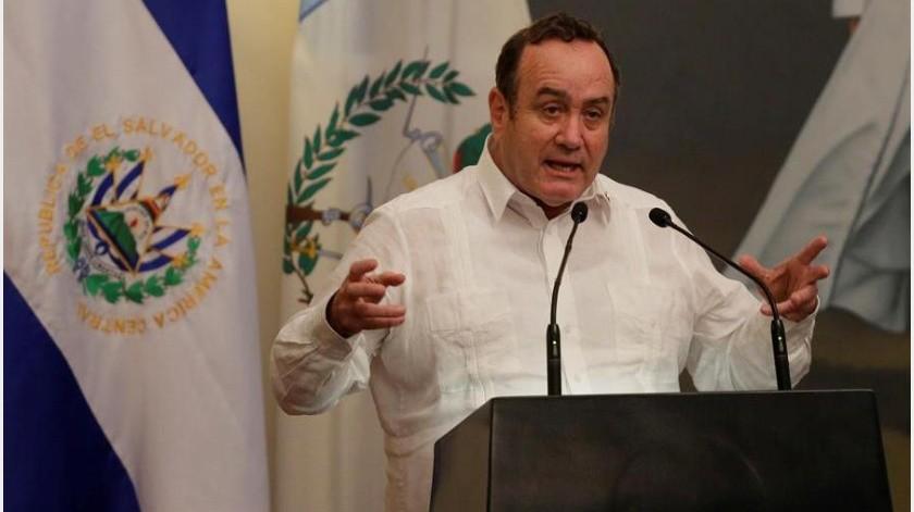 """Guatemala, vecino de México, se declara en """"alerta máxima"""" ante llegada de coronavirus(EFE)"""