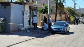 Ultiman a hombre dentro de negocio en Guaymas