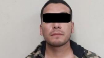 Arrestan a estadounidense con droga al este de Mexicali