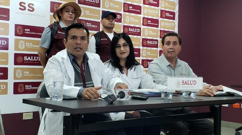Metanfetaina, la droga de mayor impacto en BC(Rafael Torres)