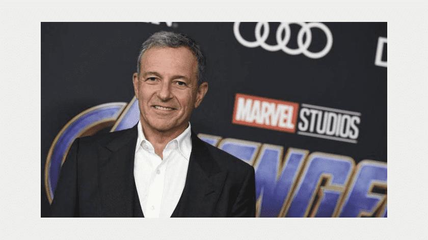 Bob Iger dejará su cargo como director general de Disney