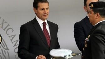 Enrique Peña Nieto, presidente de México del 2012 al 2018.