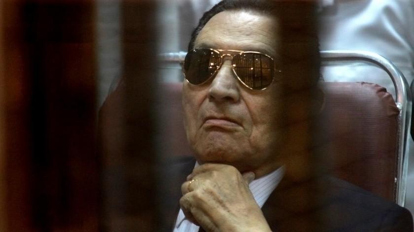 Hosni Mubarak(AP, AP)