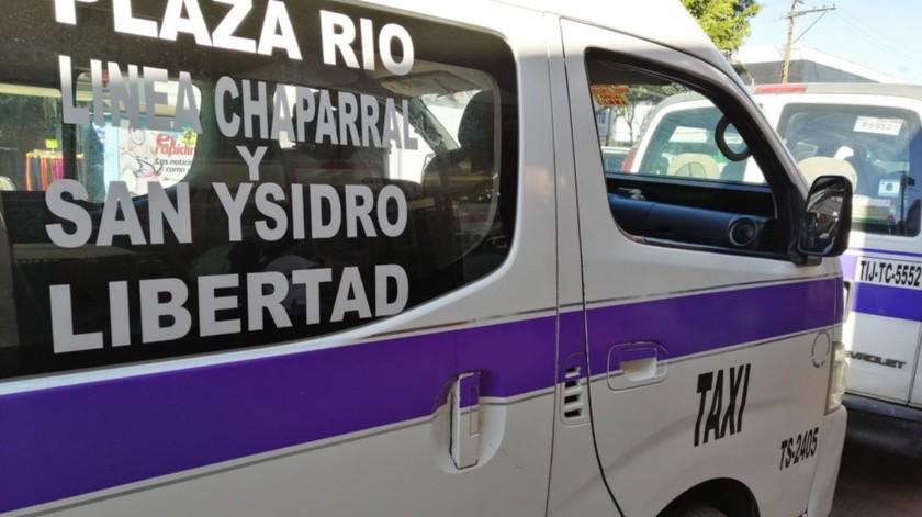 La ruta es del Centro de Tijuana a la colonia Libertad.(José Ibarra)