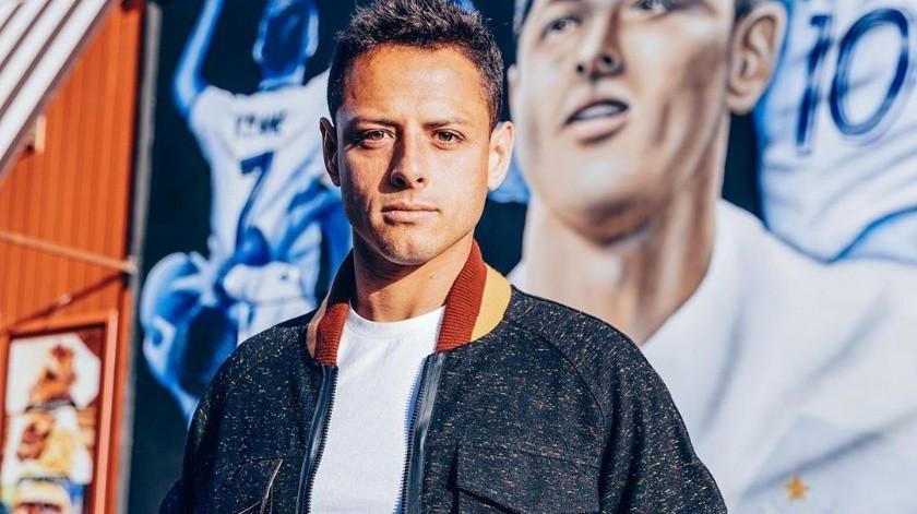 Javier Henández(Instagram)