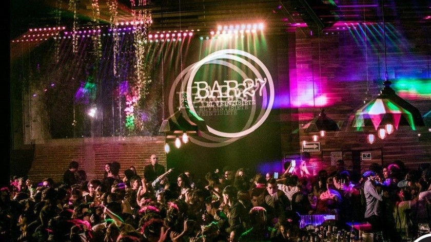 Bar 27, ubicado en Jardínes del Pedregal.(Facebook)