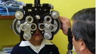 Invitan a conocer salud visual
