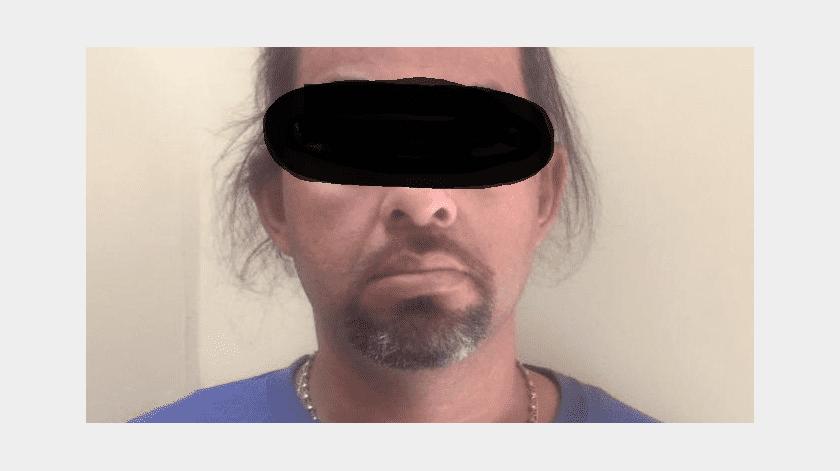 Presunto homicida de comunicador de SLRC es detenido con droga(Cortesía)