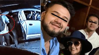 Difunden video que joven colombiano envió a sus padres antes de morir en Puebla