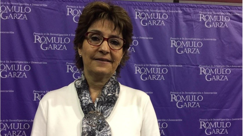Reconocen a Dora Elvira García con Premio Rómulo Garza 2019(GH)