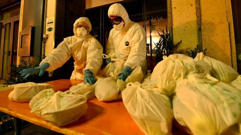 Pero el coronavirus está provocando, además de las consecuencias sanitarias, el pánico y la huida de turistas, nacionales e internacionales, y cancelaciones masivas.(EFE, EPA/ANSA)