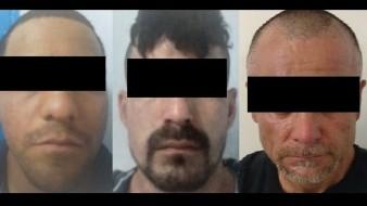 Vinculan a tres a proceso por robo con violencia