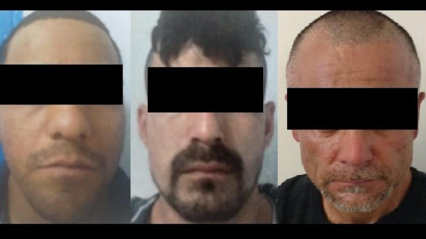 Vinculan a tres a proceso por robo con violencia(Cortesía)