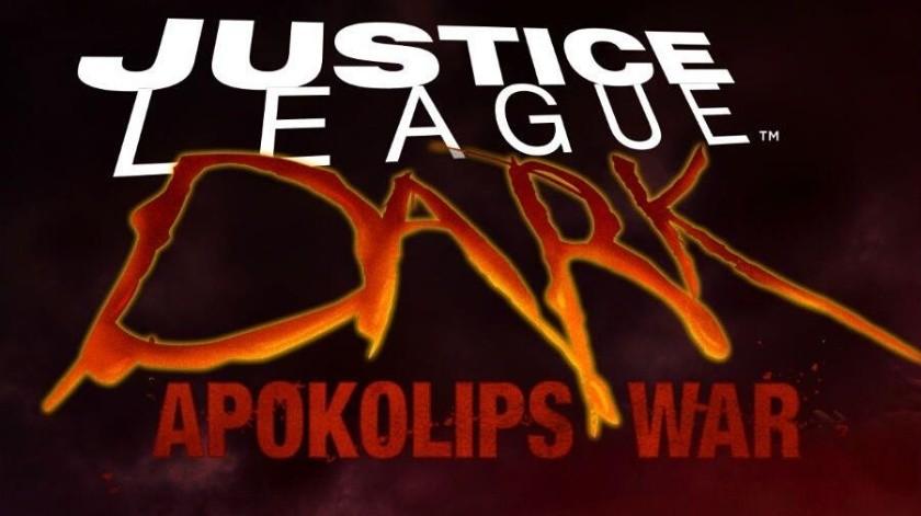 Revelado el cast oficial de Justice League Dark: Apokolips War