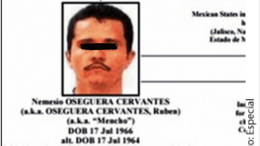 """Durante la audiencia, un juez federal argumentó que """"El Menchito"""" representaba un riesgo evidente de fuga, por lo que debía permanecer bajo custodia.(Especial)"""