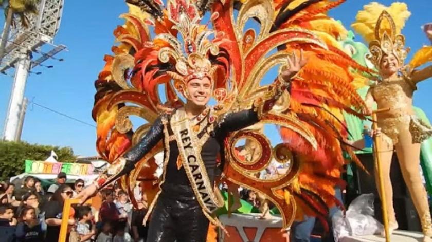Carnaval de Ensenada.(Tomada de la red)