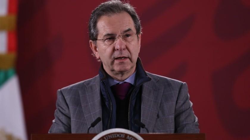 Esteban Moctezuma(Agencia Reforma)