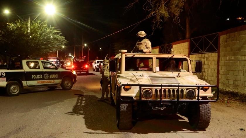 Una joven denuncia que cuatro hombres intentaron privarla de su libertad tras salir de un restaurante de Hermosillo.(Banco Digital)