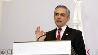 Detienen a ex operador financiero del gobierno de Mancera